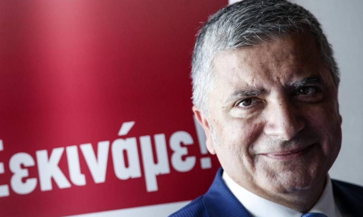 Επίσημα υποψήφιος για τον Δήμο Αθηναίων ο Γιώργος Πατούλης