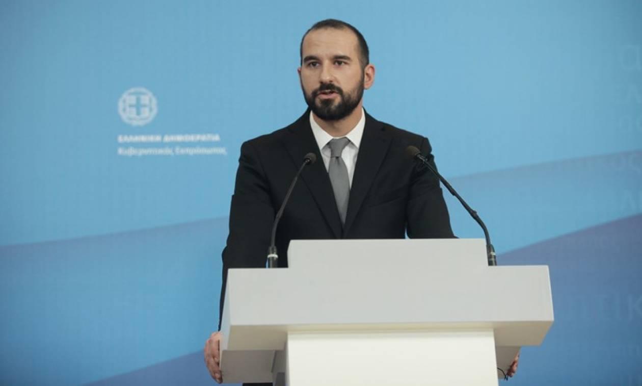 Υπόθεση Novartis - Τζανακόπουλος: Προανακριτική Επιτροπή θα προτείνει ο πρωθυπουργός