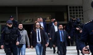Στο ΣτΕ η τύχη του ασύλου των 8 Τούρκων αξιωματικών