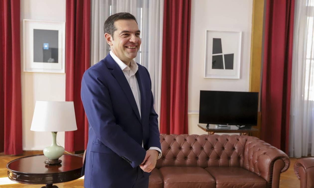 Αλέξης Τσίπρας: Στόχος μας να ξαναγίνει η Ελλάδα μια κανονική χώρα