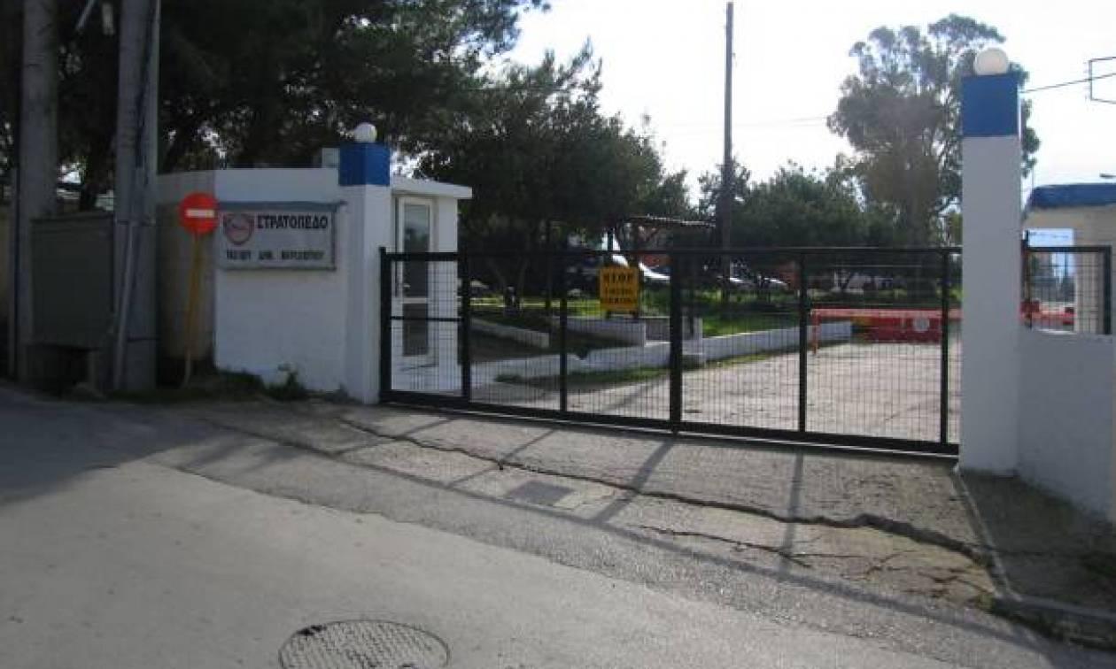Χανιά: Παραχωρείται στο δήμο το στρατόπεδο Μαρκοπούλου
