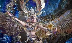 Εντυπωσιακές εικόνες: Αυτές είναι οι Βασίλισσες του Καρναβαλιού (pics)