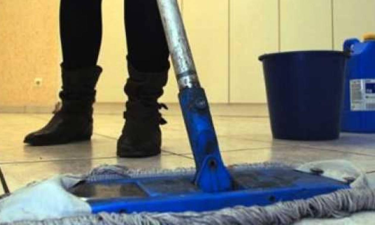 Απεργούν σήμερα (Δευτέρα) οι σχολικές καθαρίστριες - Συγκέντρωση στο Υπουργείο Εσωτερικών