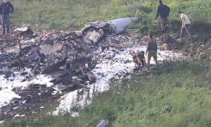 Ραγδαίες εξελίξεις: Ο συριακός στρατός κατέρριψε ισραηλινό F16 (Pics+Vid)