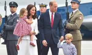 Δίδυμα ή όχι; Ο πρίγκιπας William απαντά στις φήμες για την εγκυμοσύνη της Kate Middleton