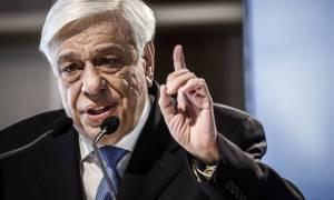Παυλόπουλος: Να πορευθούμε προς το μέλλον υπό όρους αρραγούς ενότητας