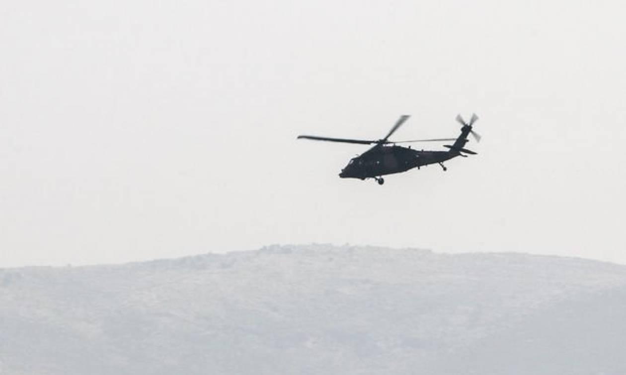 Κατάρριψη τουρκικού στρατιωτικού ελικοπτέρου: Νεκροί και οι δύο πιλότοι (Vid)