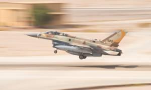 Κατάρριψη ισραηλινού F 16 - Απειλές Χεζμπολάχ: Θα μας βρείτε απέναντι σας