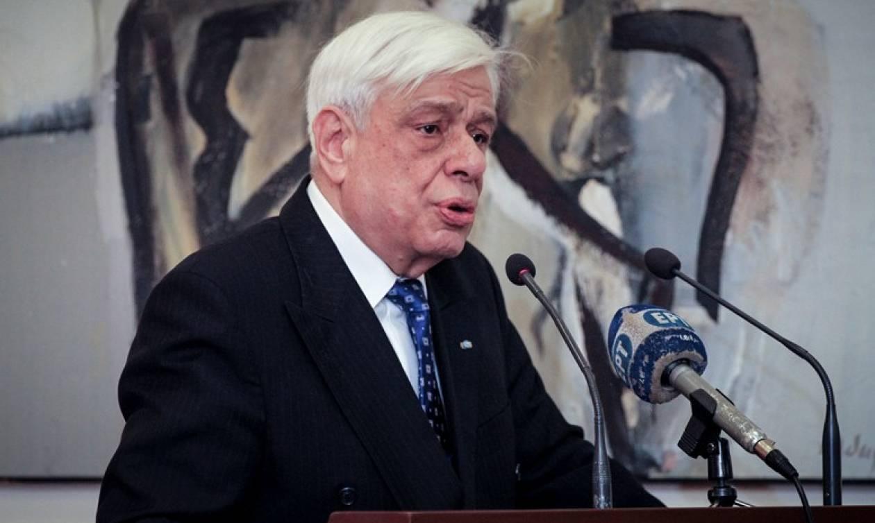 Επίτιμος δημότης Πύργου ο Προκόπης Παυλόπουλος - «Μόνο μονιασμένοι μπορούμε να πετύχουμε»