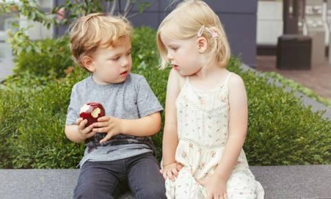 Παιδί και ψυχολογία  Πώς θα του μάθετε να μοιράζεται 8caec85211a