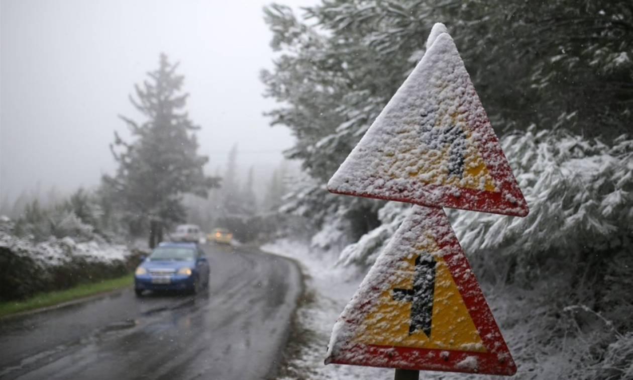 Καιρός: Συνεχίζεται η επέλαση της «Ιοκάστης» - Καταιγίδες και χιόνια «σφυροκοπούν» τη χώρα