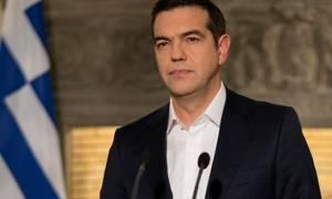 Τσίπρας: Κεφαλαιώδους σημασίας για Ελλάδα και Κύπρο οι τριμερείς