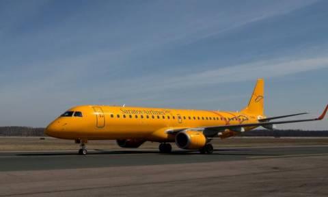 Τραγωδία στη Μόσχα: Συνετρίβη αεροσκάφος με 71 επιβάτες (pics+vid)