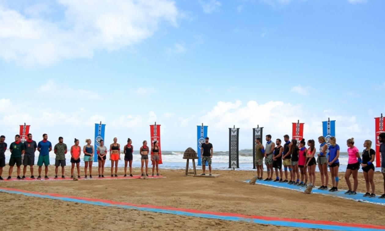 Survivor 2: Αυτή είναι η ομάδα που κερδίζει το σημερινό έπαθλο !