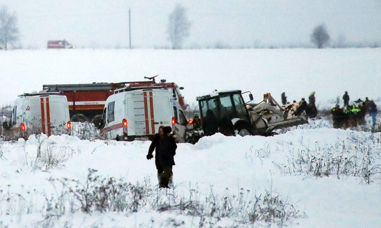 Τραγωδία στη Μόσχα: Εντοπίστηκε το «μαύρο κουτί» του μοιραίου αεροπλάνου (pics+vid)