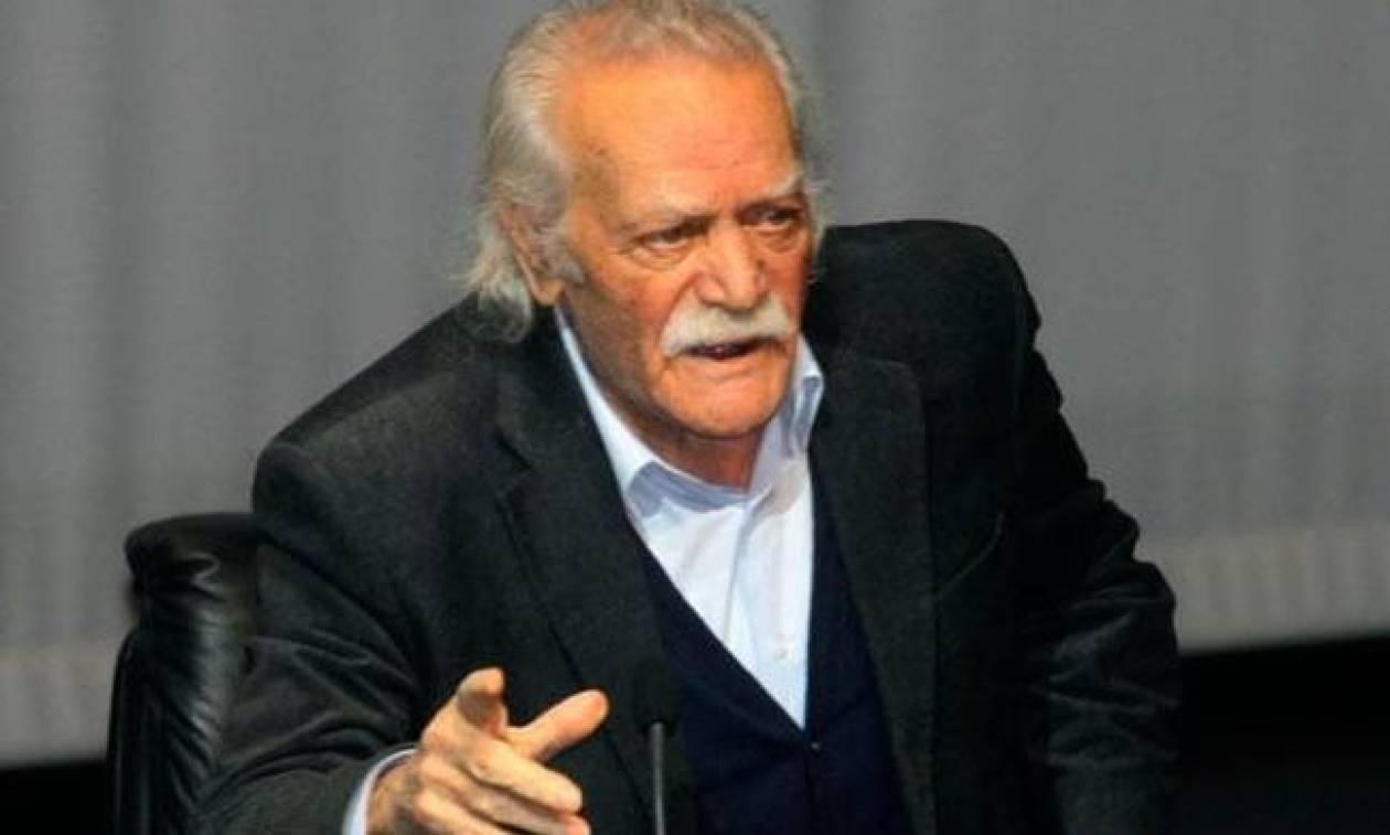 Άρθρο - κόλαφος του Μανώλη Γλέζου: Βγάλτε από το νου σας τη λέξη Μακεδονία με οποιαδήποτε μορφή