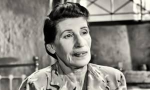 Σαν σήμερα το 1980 πεθαίνει η ηθοποιός Γεωργία Βασιλειάδου