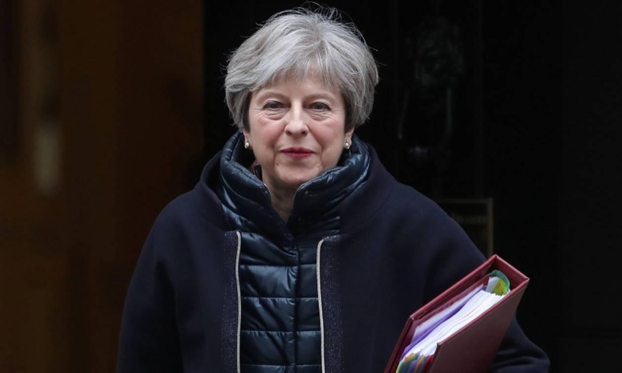 Βρετανία: Η Τερέζα Μέι θα παρουσιάσει σε ομιλία της τον «δρόμο προς το Brexit»