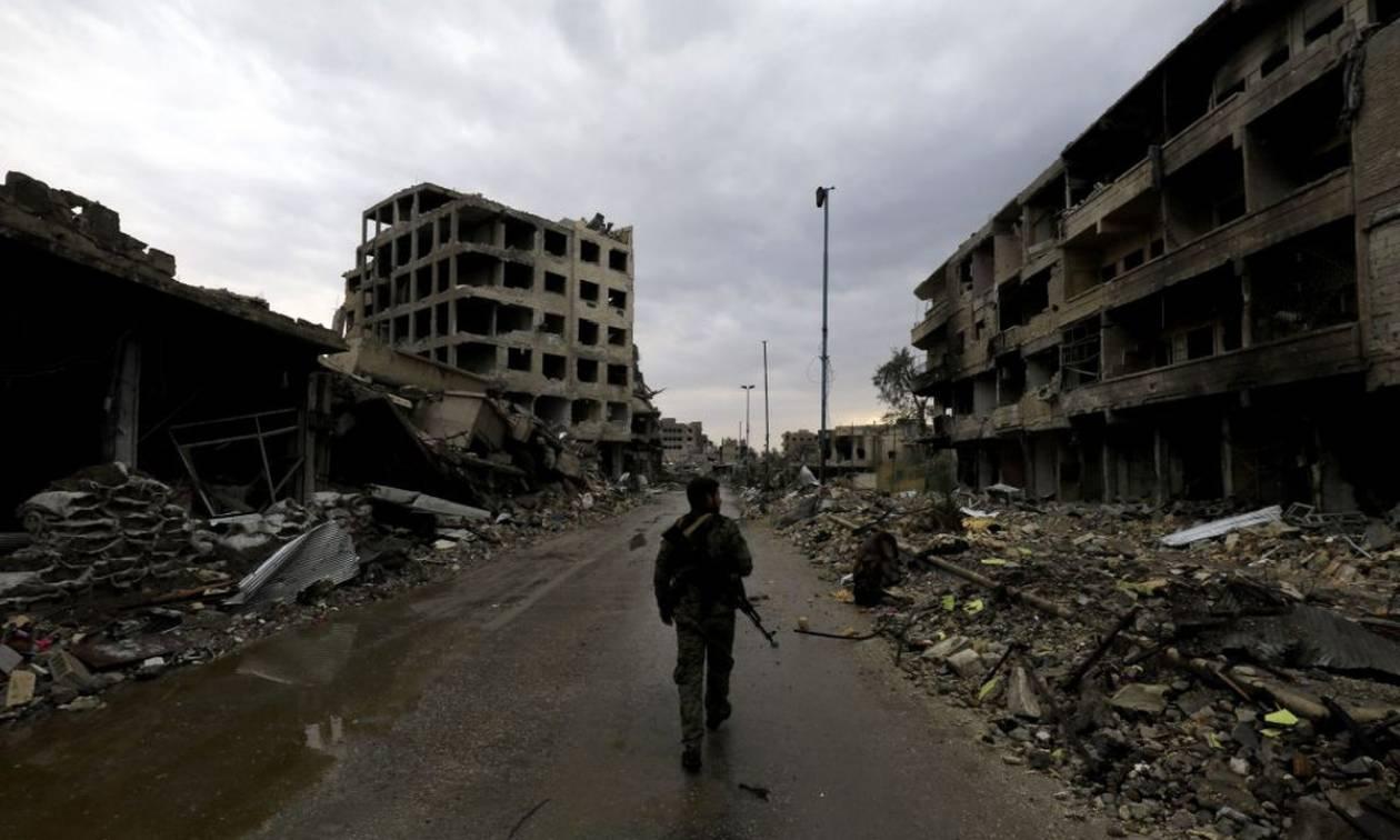 Σύνοδος στη Ρώμη για την τύχη των ξένων τζιχαντιστών που έχουν αιχμαλωτιστεί στη Συρία