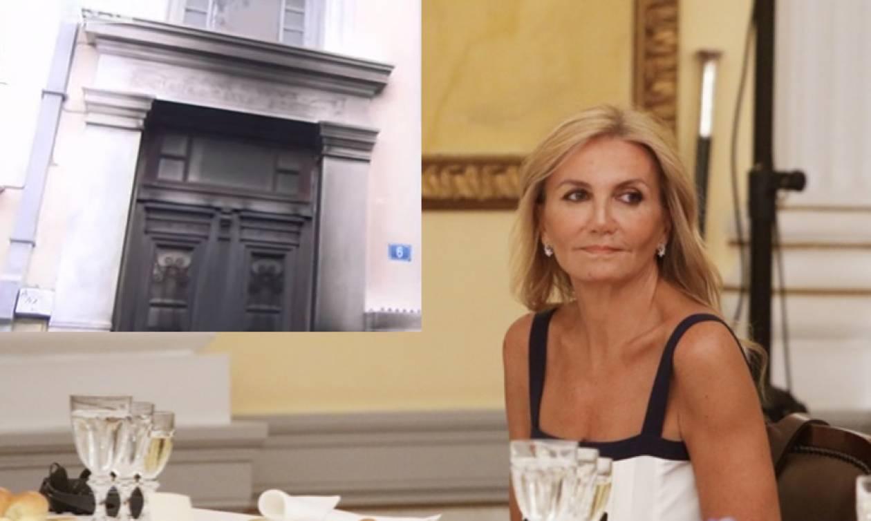 Επίθεση με γκαζάκια στην επιχείρηση της Μαρέβας Μητσοτάκη