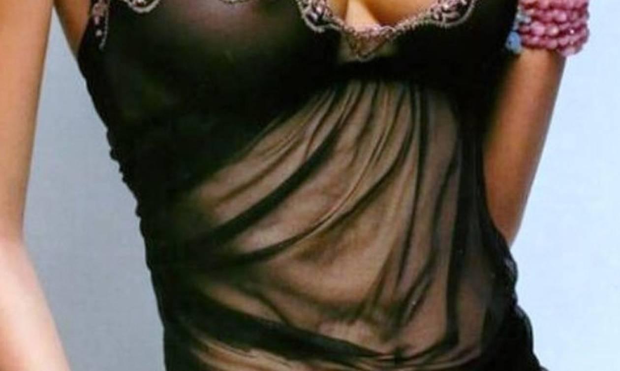 Αυτή έχει το καλύτερο φυσικό στήθος στην Ελλάδα! (photos)