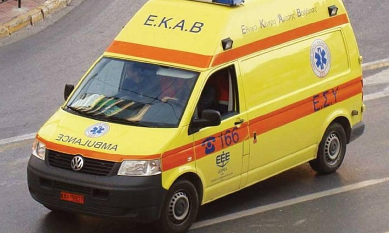 Καρδίτσα: Σκότωσε με αυτοκίνητο ποδηλάτη και στη συνέχεια ενεπλάκη σε άλλο τροχαίο