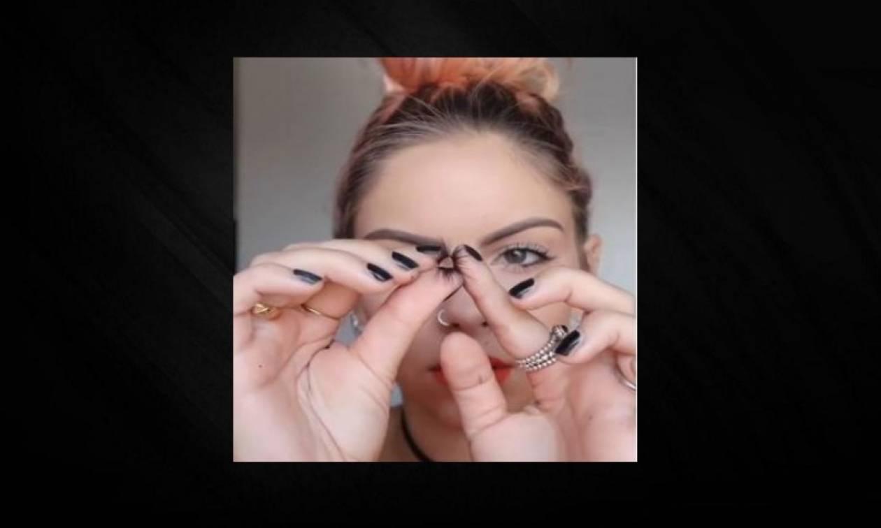 Αντέχεις να δεις τις φωτογραφίες; Γυναίκες κάνουν extension στις τρίχες της μύτης (photos)