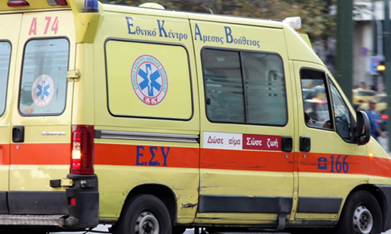 Κρήτη: Χαροπαλεύει αγόρι που έπεσε από μπαλκόνι
