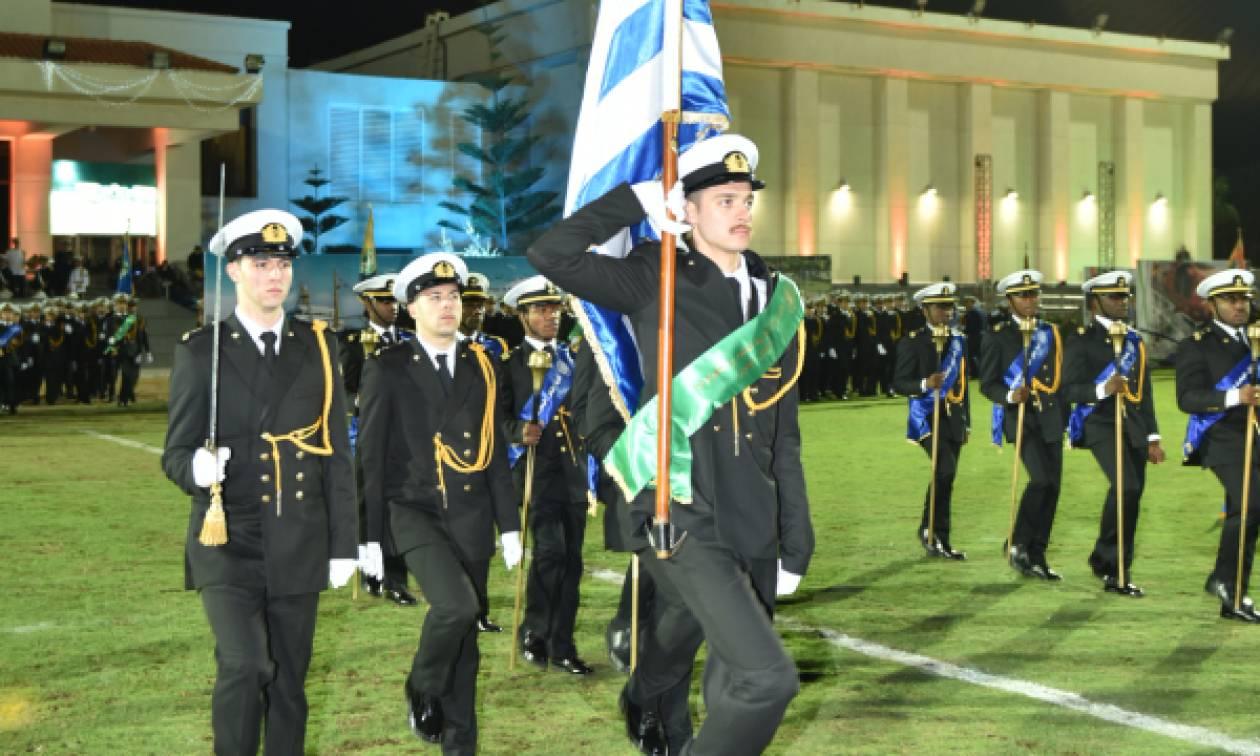 Η Ελληνοαραβική Ακαδημία Εμπορικού Ναυτικού στην Τελετή Αποφοίτησης της 88ης σειράς της AASTMT