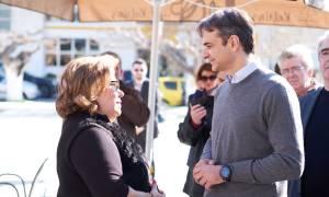 Μητσοτάκης: Στοιχεία πολιτικής δίωξης στην υπόθεση Novartis
