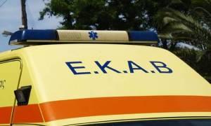 Σοβαρό τροχαίο στον Πύργο: Αυτοκίνητο παρέσυρε μηχανή - Ένας σοβαρά τραυματίας (pics)