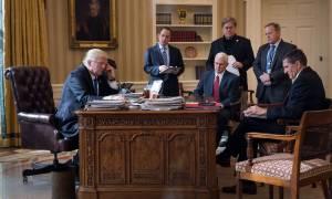Έκτακτη τηλεφωνική επικοινωνία Πούτιν - Τραμπ