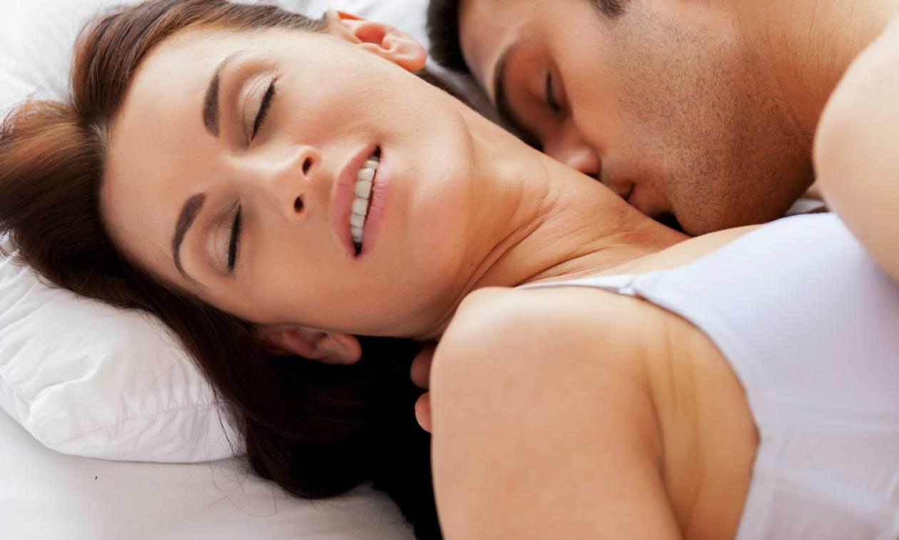 Δείτε τι αποκαλύπτει μια γυναίκα για τις σκέψεις της στο σεξ!
