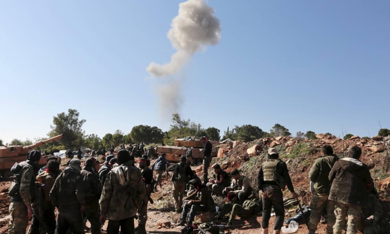 Συρία: Νεκροί 31 Τούρκοι στρατιωτικοί από την έναρξη της επιχείρησης «Κλάδος Ελαίας»