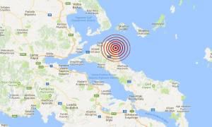 Σεισμός στη Βόρεια Εύβοια (pics)