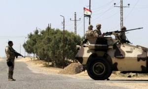 Αίγυπτος: Νεκροί 10 τζιχαντιστές κατά τη διάρκεια επιχείρησης στο Σινά