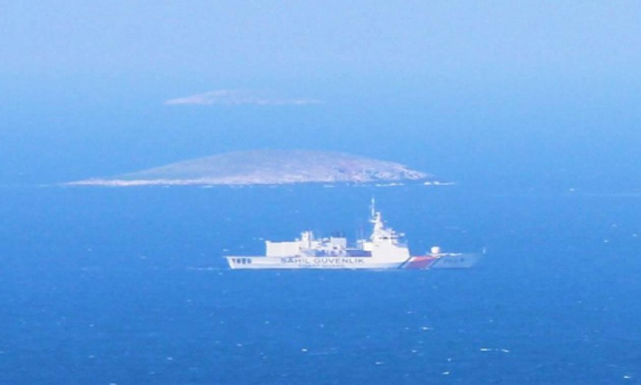 Ένταση στα Ίμια: Αυτό είναι το ελληνικό σκάφος που εμβόλισαν οι Τούρκοι (φωτό)
