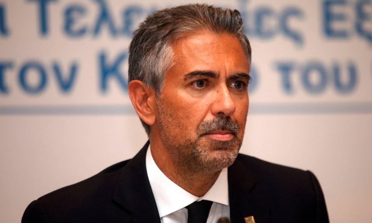 Σκάνδαλο Novartis: Ο Φρουζής ζητά να επικυρωθεί η απαγόρευση εξόδου του από τη χώρα