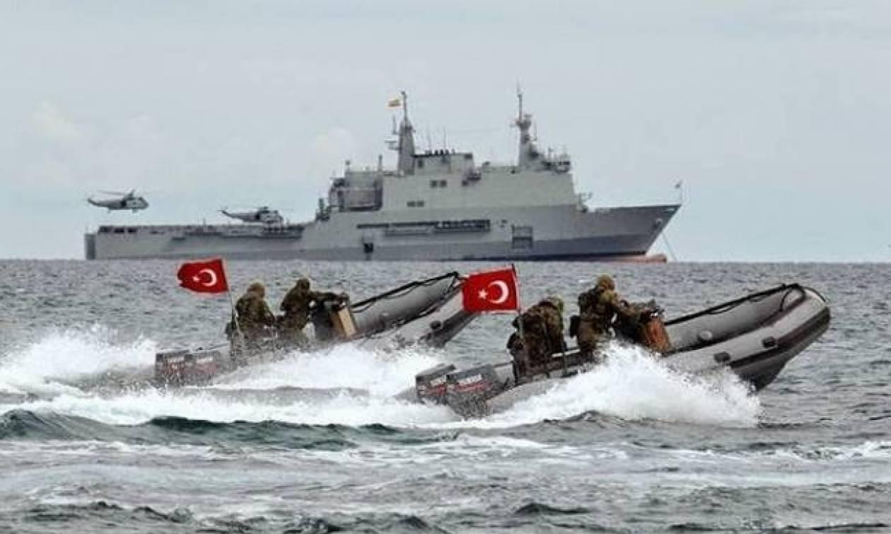 Ίμια - «Κόκκινος» συναγερμός στις ελληνικές Ένοπλες Δυνάμεις - Τέθηκαν σε «ετοιμότητα πολέμου»