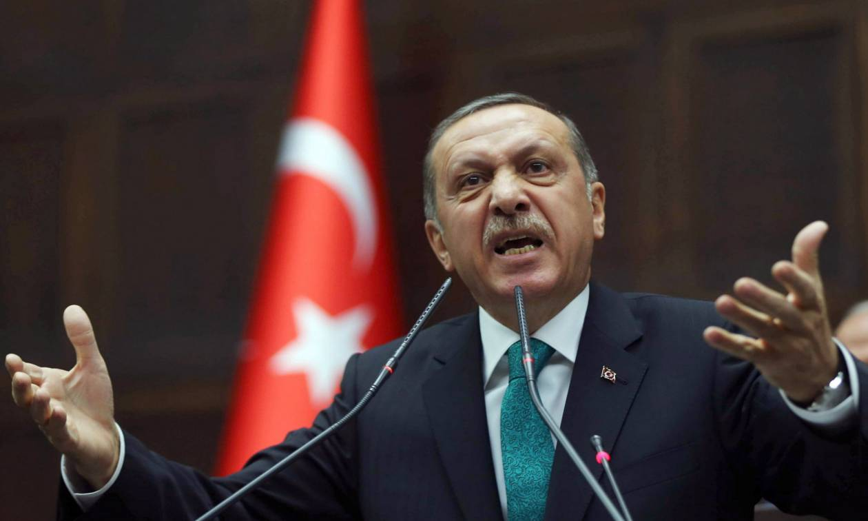 Ένταση στα Ίμια - Εκτός ορίων ο Ερντογάν: Απειλεί ανοιχτά Ελλάδα και Κύπρο με πόλεμο