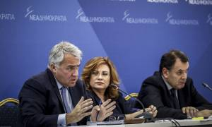 Σκάνδαλο Novartis - ΝΔ: Η κυβέρνηση παρεμβαίνει με ωμό τρόπο στη Δικαιοσύνη