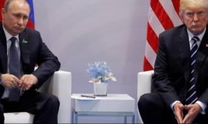 Τραμπ και Πούτιν συζήτησαν για τη Βόρεια Κορέα