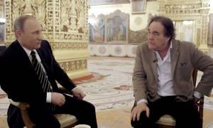 «Άναψε» φωτιές στη Ρωσία το ντοκιμαντέρ του Ολιβερ Στόουν για τον Πούτιν - Δείτε το τρέιλερ