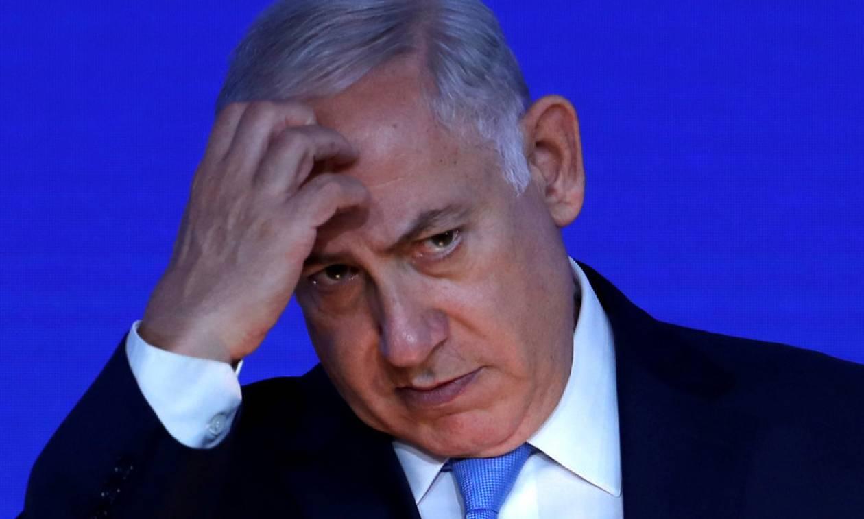EKTAKTO: Ραγδαίες εξελίξεις στο Ισραήλ: Η αστυνομία ζητά να συλληφθεί ο πρωθυπουργός Νετανιάχου