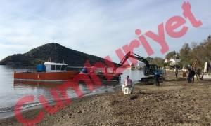 Ίμια: Η Τουρκία κλιμακώνει τις προκλήσεις - Χτίζει στρατιωτικές εγκαταστάσεις σε απόσταση αναπνοής