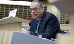 Μπασκόζος: Ξεπερνάμε τις τρικλοποδιές στον Ελληνικό Ερυθρό Σταυρό