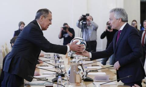 Лавров: Россия ценит настрой Бельгии на решение проблем Москвы с ЕС и НАТО