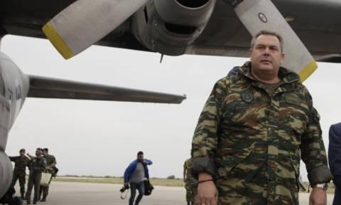 Κρίση στα Ίμια: Προβληματισμένοι στο ΣΥΡΙΖΑ με τον Καμμένο