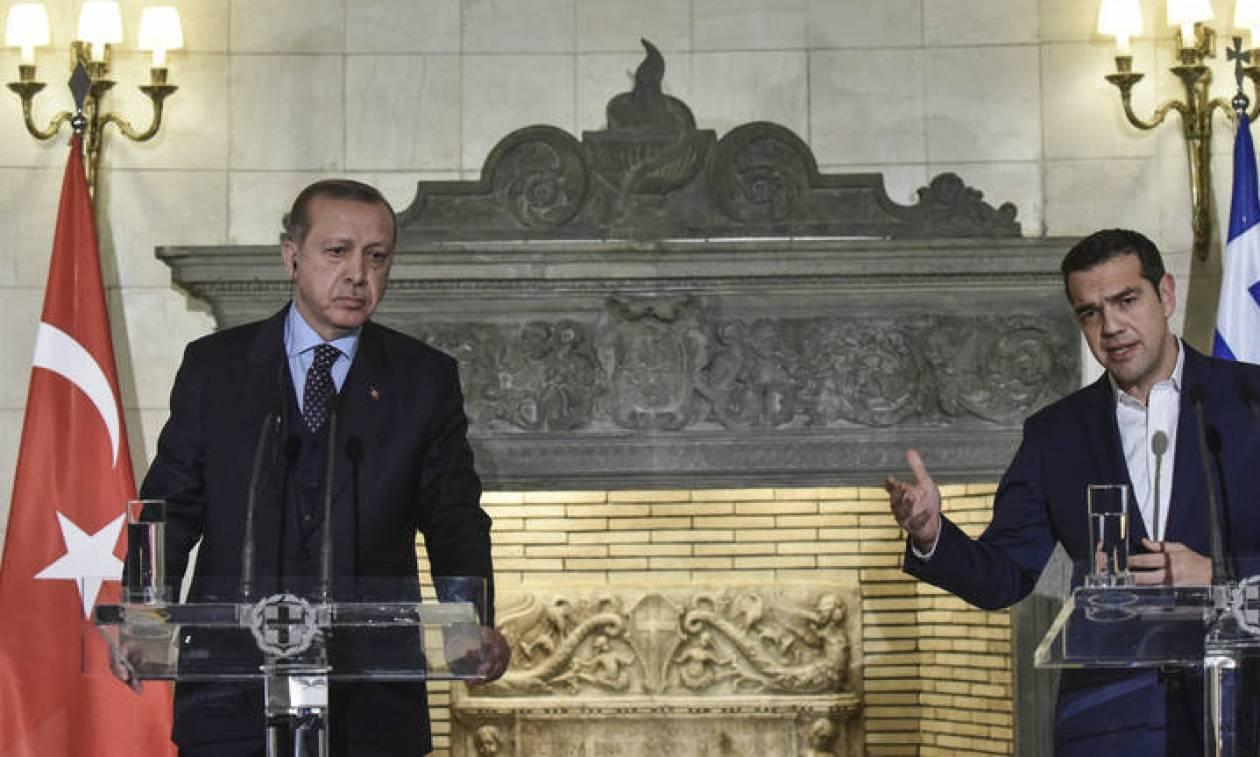 Tα «καυτά μέτωπα» με Τουρκία και Σκόπια
