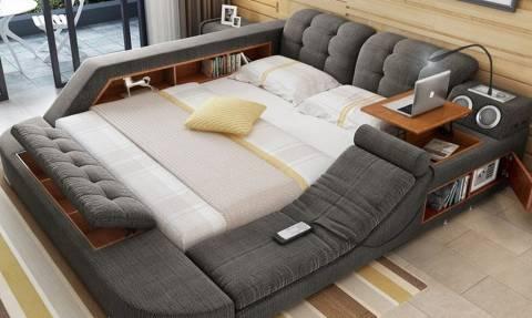 Ξάπλωσε σε αυτό το κρεβάτι και θα νιώσεις τι θα πει Παράδεισος!